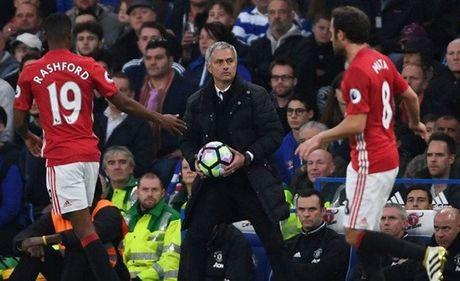 Khong thay doi, Mourinho se bi duoi 6 lan nua - Anh 1