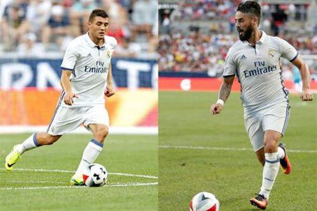 AC Milan len ke hoach chieu mo bo doi tien ve cua Real - Anh 1