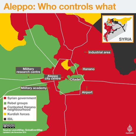 Dong Aleppo co duoc giai phong vao cuoi nam 2016? - Anh 2
