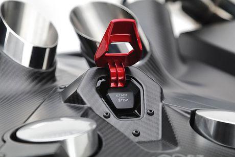 Sieu loa Lamborghini co gia dat ngang Toyota Vios - Anh 6
