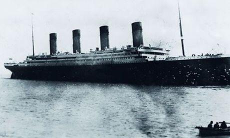 Loat anh chua tung cong bo ve tau Titanic huyen thoai - Anh 1