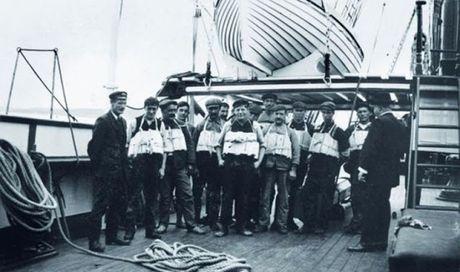 Loat anh chua tung cong bo ve tau Titanic huyen thoai - Anh 2