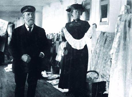 Loat anh chua tung cong bo ve tau Titanic huyen thoai - Anh 8