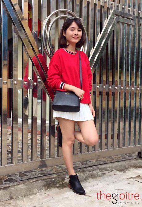 Thoi trang 'chat dung hoi' cua SV Hoc vien Tai chinh - Anh 3