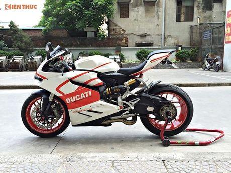 Dan choi Ha Noi chi 140 trieu dong do Ducati 899 Panigale - Anh 6