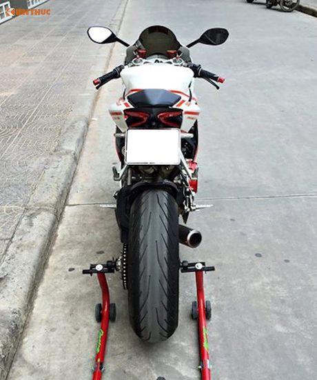 Dan choi Ha Noi chi 140 trieu dong do Ducati 899 Panigale - Anh 9