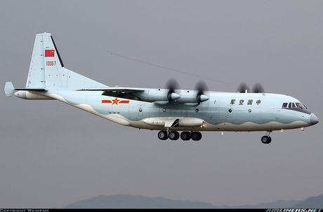 Lo nuoc dau tien dam mua van tai co Y-9E Trung Quoc - Anh 6