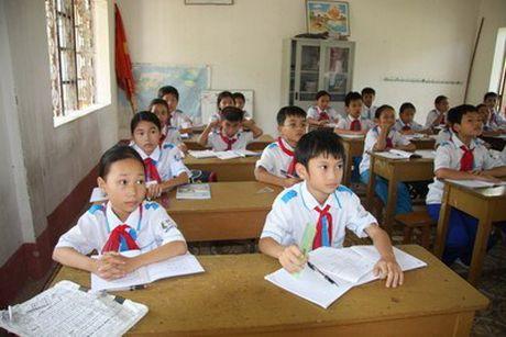 Ninh Binh cong bo ket qua kiem tra cong nhan pho cap GD, xoa mu chu - Anh 1