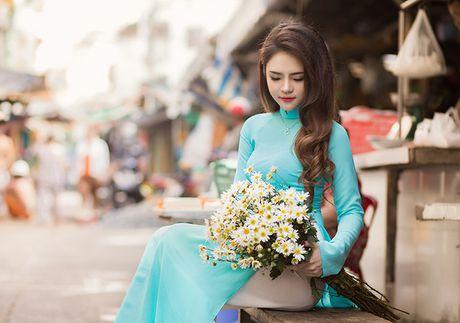 Cuc hoa mi Ha Noi khoe sac ben thieu nu Sai Gon - Anh 11