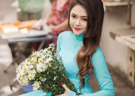 Cuc hoa mi Ha Noi khoe sac ben thieu nu Sai Gon - Anh 1