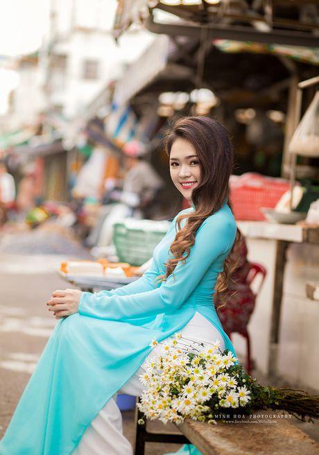 Cuc hoa mi Ha Noi khoe sac ben thieu nu Sai Gon - Anh 3