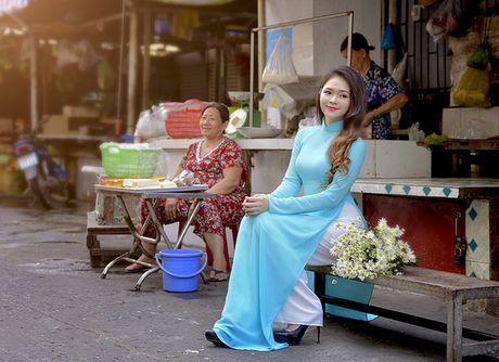 Cuc hoa mi Ha Noi khoe sac ben thieu nu Sai Gon - Anh 4