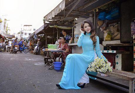 Cuc hoa mi Ha Noi khoe sac ben thieu nu Sai Gon - Anh 5