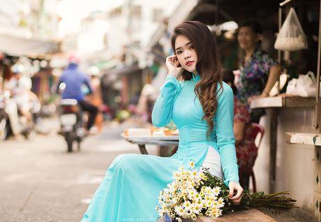 Cuc hoa mi Ha Noi khoe sac ben thieu nu Sai Gon - Anh 7