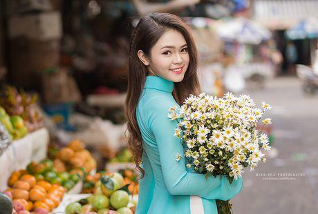 Cuc hoa mi Ha Noi khoe sac ben thieu nu Sai Gon - Anh 9