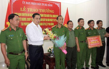 Thuong nong Ban chuyen an truy bat nhanh doi tuong cuop tai san, giet nguoi, hiep dam - Anh 1