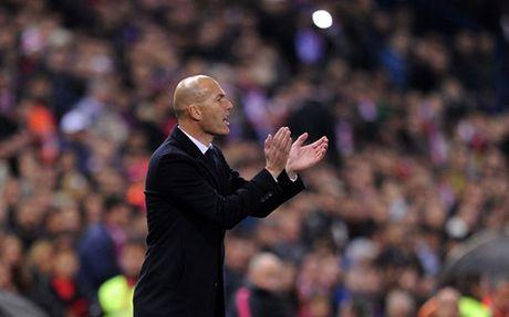 Zidane giu suc cho Ronaldo truoc tran Sieu kinh dien - Anh 2