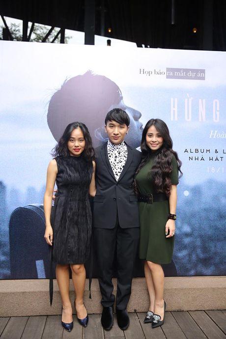 Hoang Rob thuc hien live concert dau tien cua nghe si violin tai Viet Nam - Anh 3