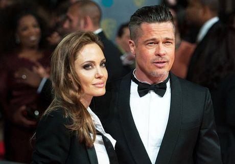 Brad Pitt da khong don Le ta on cung vo cu va cac con - Anh 3