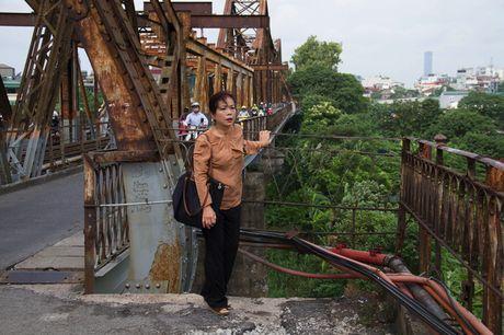 NSUT Minh Trang: Van con nang long voi Ha Noi - Anh 1