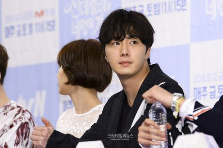 My nam Jung Il Woo nhap ngu trong thang 12 - Anh 1