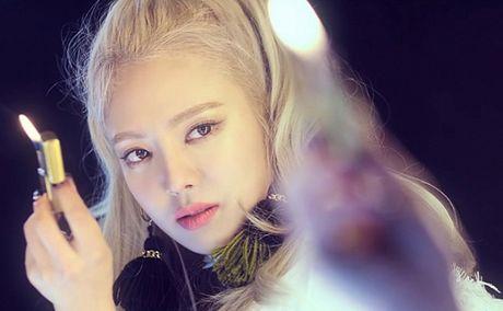 Fan dung ngoi khong yen khi SM tung teaser solo cua Hyoyeon (SNSD) - Anh 1