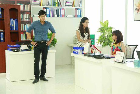 He lo hinh anh hau truong sitcom moi Xin chao ong chu - Anh 7