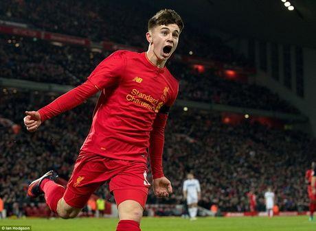 Sao tre toa sang, Liverpool lap ky luc o League Cup - Anh 6