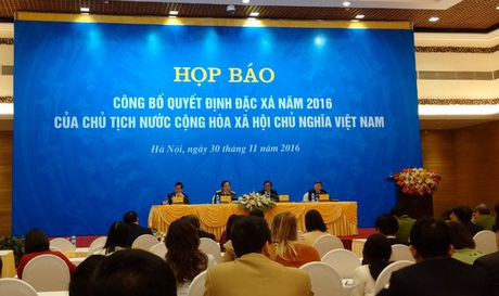 Cuu sep PMU 18 Bui Tien Dung chua duoc dac xa - Anh 1