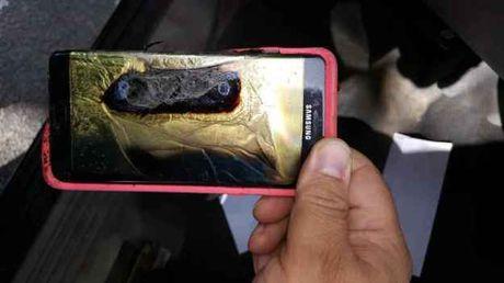 Samsung sap cong bo nguyen nhan Note 7 phat no - Anh 1