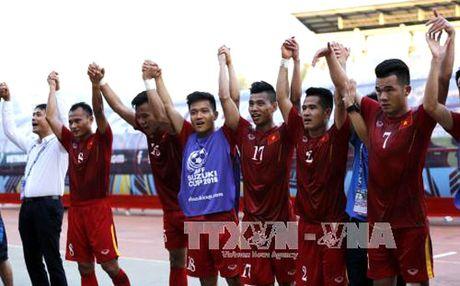 Doi tuyen Viet Nam len duong toi Indonesia - Anh 1