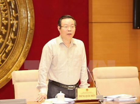 Pho Chu tich Quoc hoi tiep Doan Hoi dong Kinh doanh Hoa Ky - ASEAN - Anh 1