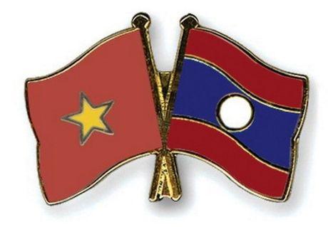 Ky niem 41 nam Quoc khanh Cong hoa Dan chu Nhan dan Lao - Anh 1