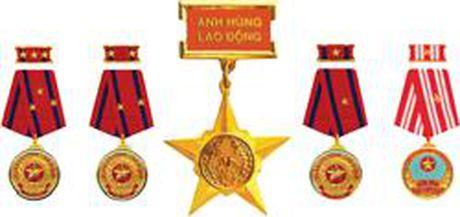Trao tang Huan, Huy chuong cua Lao cho cuu quan tinh nguyen Ha Nam - Anh 1