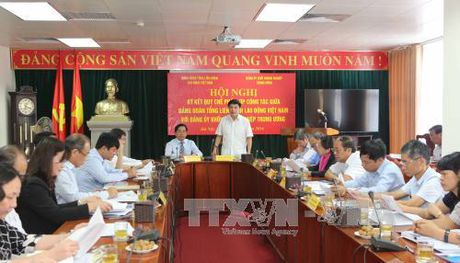 Day manh hoc tap, lam theo tu tuong, dao duc, phong cach Ho Chi Minh - Anh 1