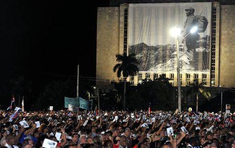 Cuba la Fidel - Anh 1