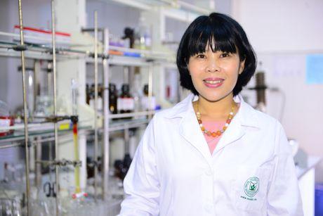 Vinh danh cac nha khoa hoc nu xuat sac Viet Nam nam 2016 - Anh 5