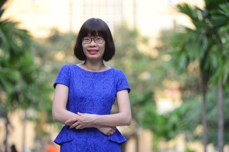 Vinh danh cac nha khoa hoc nu xuat sac Viet Nam nam 2016 - Anh 6