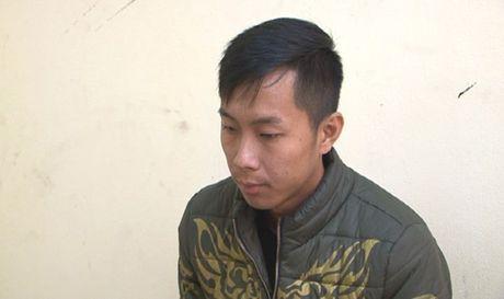 Quang Ninh: Bat khan cap 2 phu xe con do - Anh 1