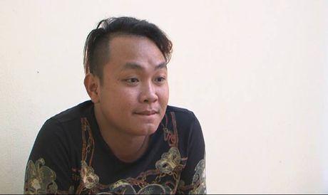 Quang Ninh: Bat khan cap 2 phu xe con do - Anh 2
