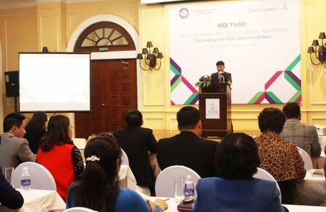 Hai Phong: Thuc day hop tac giua cac doanh nghiep Viet Nam va Thai Lan - Anh 1