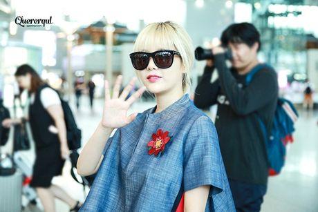 My idol: Lee Qri - 'Dai boss' ba dao dap len nhung loi chi trich - Anh 1