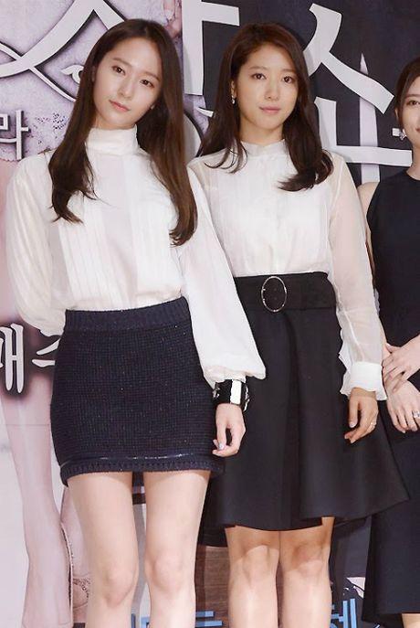 Loat sao Kpop pha vo dinh kien 'dien vien dep hon idol' - Anh 9