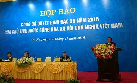 Cuu TGD PMU18 Bui Tien Dung khong du dieu kien duoc dac xa - Anh 1