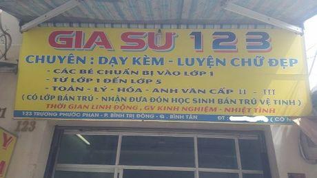 Mot co so day them, ban tru khong phep da tu go bang, ngung hoat dong - Anh 1