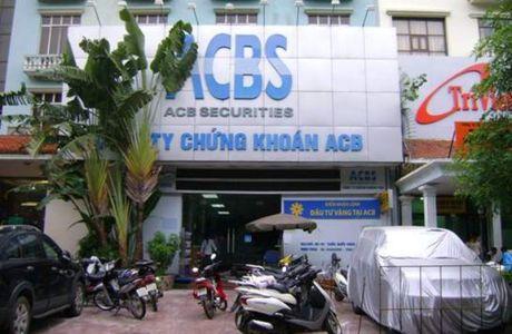 Chung khoan ACB va Rong Viet bi phat va truy thu thue - Anh 1