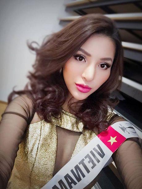 Khan gia co the quyet dinh Kha Trang vao top 25 Hoa hau Sieu quoc gia 2016 - Anh 2