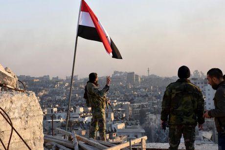 Chinh phu Syria don luc gianh lai Aleppo truoc khi ong Trump nam quyen - Anh 1