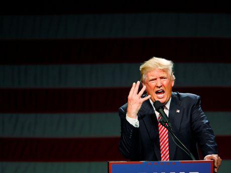Tin tuc Donald Trump: Tong thong dac cu My lai 'phat ngon thieu suy nghi' tren Twitter? - Anh 1