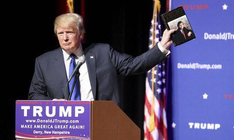 Cac cuon sach hay nhat cua ong Donald Trump - Anh 1